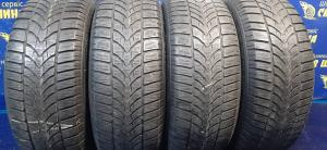 Dunlop SP Winter Sport 4D 205/60 R16 92H остаток 4 мм