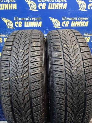 Point S Winterstar 205/60 R16 96H остаток 6 мм
