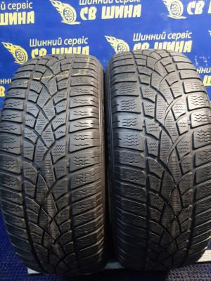 Dunlop SP Winter Sport 3D 205/60 R16 92H остаток 5 мм