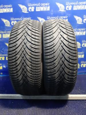 BFGoodrich G-Force Winter 205/60 R16 96H остаток 7 мм