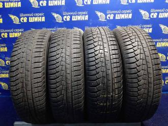 Hankook Winter I*Cept Evo 2 W320 215/70 R16 100T остаток 6 мм