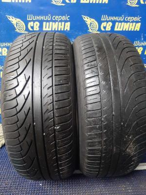 Michelin Pilot Primacy 225/55 ZR16 95W остаток 4 мм