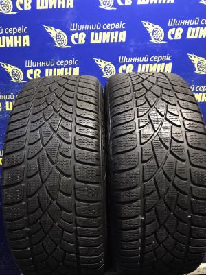 Dunlop SP Winter Sport 3D 235/65 R17 104H остаток 6 мм