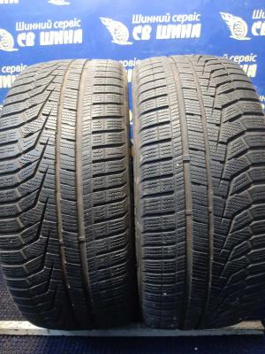 Hankook Winter I*Cept Evo 2 W320 235/45 R19 99V остаток 5 мм