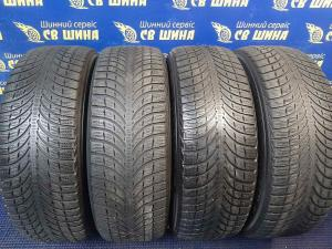 Michelin Latitude Alpin LA2 235/65 R17 104H остаток 3 мм