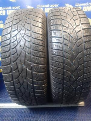 Dunlop SP Winter Sport 3D 235/65 R17 104H остаток 4 мм