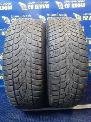 Dunlop SP Winter Sport 3D 235/65 R17 104H остаток 5 мм
