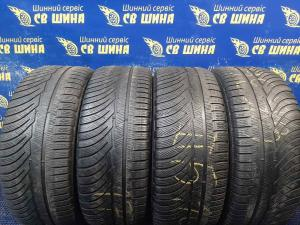 Michelin Pilot Alpin PA4 245/45 R17 99V остаток 4 мм