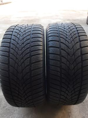Dunlop SP Winter Sport 4D 245/45 R17 99H остаток 5 мм