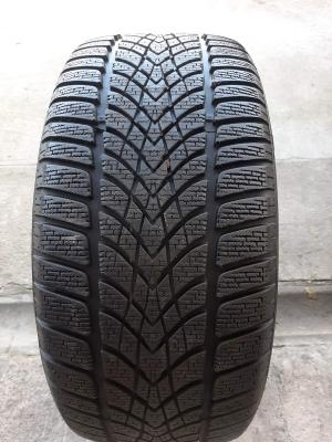 Dunlop SP Winter Sport 4D 245/45 R17 99H остаток 7 мм
