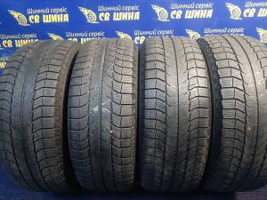 Michelin Latitude X-Ice 2 265/65 R17 112T остаток 6 мм