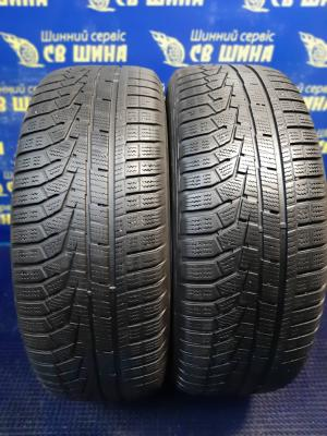 Hankook Winter I*Cept Evo 2 W320 225/60 R17 99H остаток 4 мм