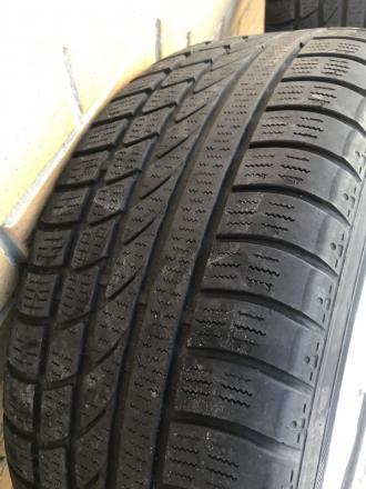 Hankook Winter Icebear W300 225/55 R17 101H остаток 4 мм