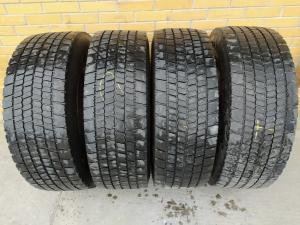 Michelin XDA2+ Energy (ведущая) 315/70 R22,5 остаток 7 мм
