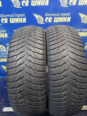 Goodyear UltraGrip 8 205/60 R16 96H остаток 6 мм