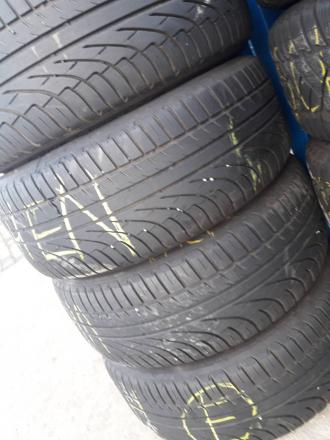 Michelin Pilot Primacy 225/45 ZR17 91W остаток 5 мм