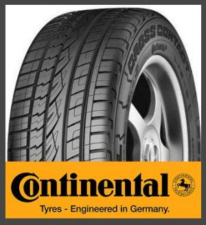 Continental ContiCrossContact UHP 255/50 R18