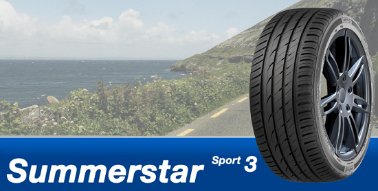 point S Summerstar Sport 3
