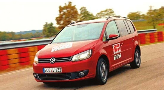 Gute Fahrt: Тест летних шин размера 205/55 R16 (2013)