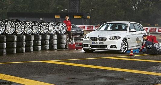 Auto Motor und Sport test