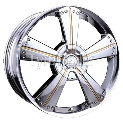 ASA LS2 7x15 5x100/114,3 ET35 DIA73,1 (silver)