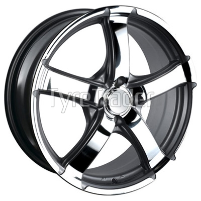 CAM 350 6x14 4x98 ET38 DIA67,1 (silver)