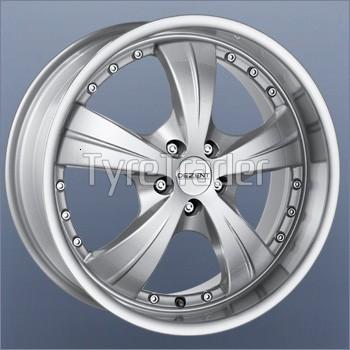 Dezent X 7,5x16 5x100 ET35 DIA60,1 (silver)