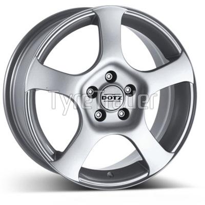 Dotz Imola 6x14 4x100 ET38 DIA60,1 (silver)