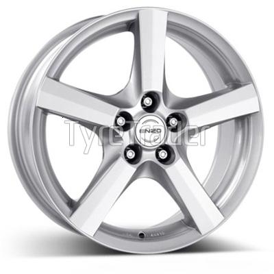Enzo H 5x13 4x108 ET32 DIA65,1 (silver)