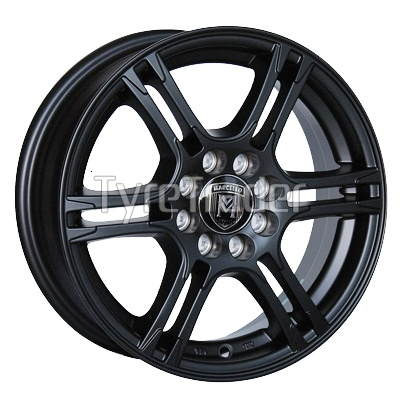 Marcello MR-02 5,5x13 4x100 ET38 DIA73,1 (black)