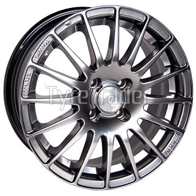 Racing Wheels H-305 6,5x15 5x114,3 ET40 DIA67,1 (HS)