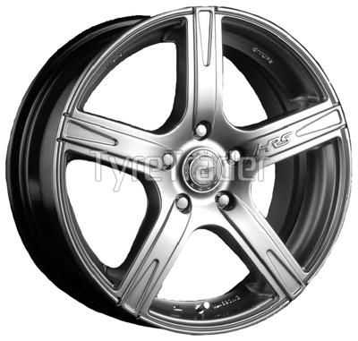 Racing Wheels H-372 6,5x15 5x108 ET40 DIA67,1 (BK-FP)