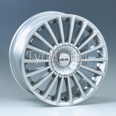 Ronal R39 6x14 4x114,3 ET38 DIA68 (silver)