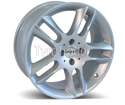 Ronal LZ 6x14 4x114,3 ET38 DIA68 (silver)