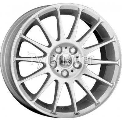 Alessio Monza 7x15 5x110 ET38 DIA65,1 (silver)