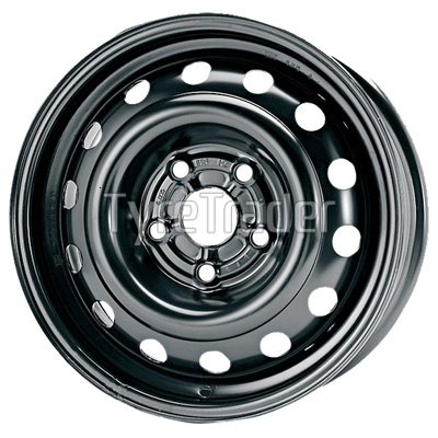 ALST (KFZ) 7980 Daewoo 6x15 5x114,3 ET49 DIA56,6 (black)