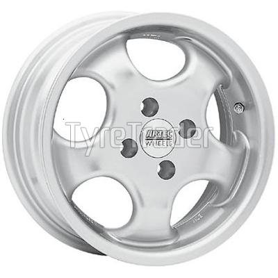 Artec AD 7,5x16 5x100 ET35 DIA64,1 (silver)