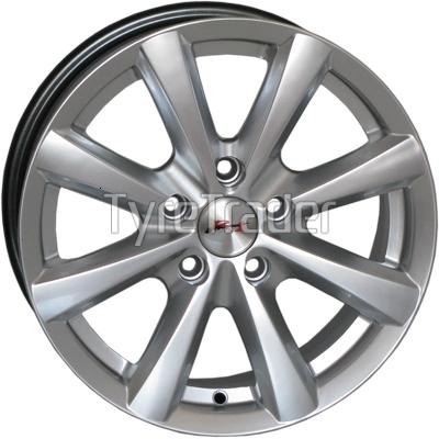 RS Wheels 841 6,5x15 5x110 ET38 DIA65,1