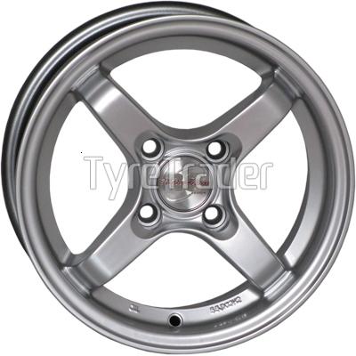 RS Wheels 525BY 5,5x13 4x98 ET35 DIA58,6 (HS)