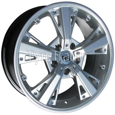 RS Wheels 5244TL