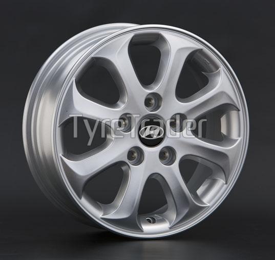 Replay Hyundai (HND23) 5,5x15 4x100 ET46 DIA54,1 (silver)