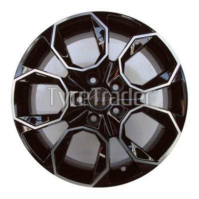 4GO HT1 6,5x16 5x105 ET39 DIA56,6 (BMF)