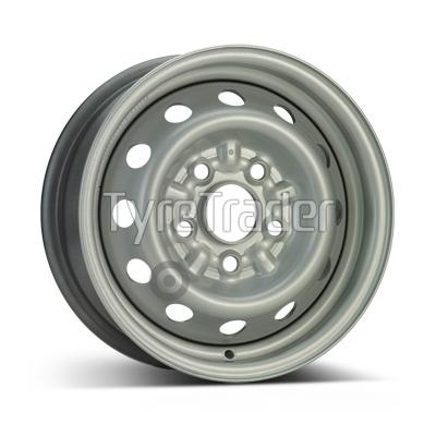 ALST (KFZ) 6085 Hyundai 5,5x14 5x120 ET40 DIA67,1 (silver)