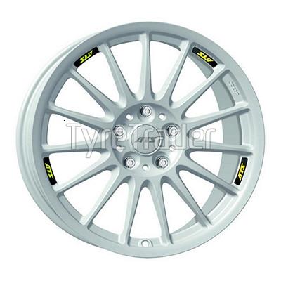 ATS StreetRallye 6x15 4x108 ET23 DIA65,1 (polar silver)