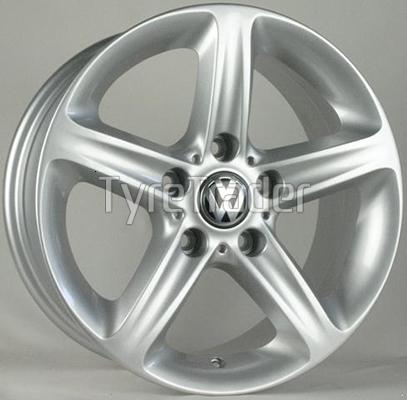 Adora CV512 7x16 5x120 ET35 DIA65,1 (silver)