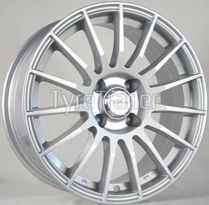 Allante Corse S 6x14 4x108 ET38 DIA67,1 (silver)