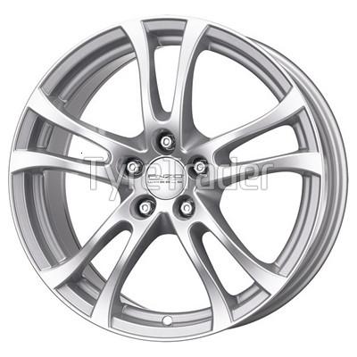 Anzio Turn 7,5x17 5x115 ET42 DIA70,1 (polar silver)
