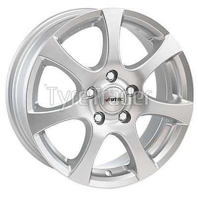 Autec Zenit 6x15 4x100 ET44 DIA60,1 (brilliant silver)