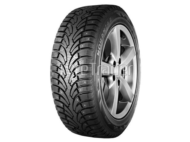 Bridgestone Noranza 2 Evo 195/65 R15 95T XL (шип)