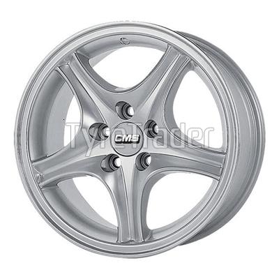 CMS 209 7,5x15 5x120 ET18 DIA74,1 (silver)